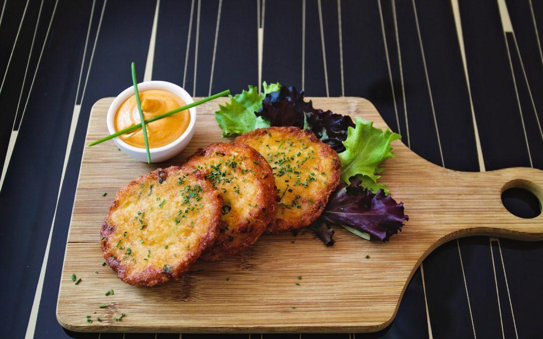 Salt codfish fritters – Pataniscas de bacalhau