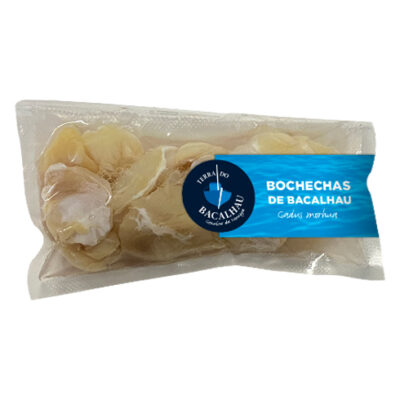 Bochechas de Bacalhau, Terra do Bacalhau